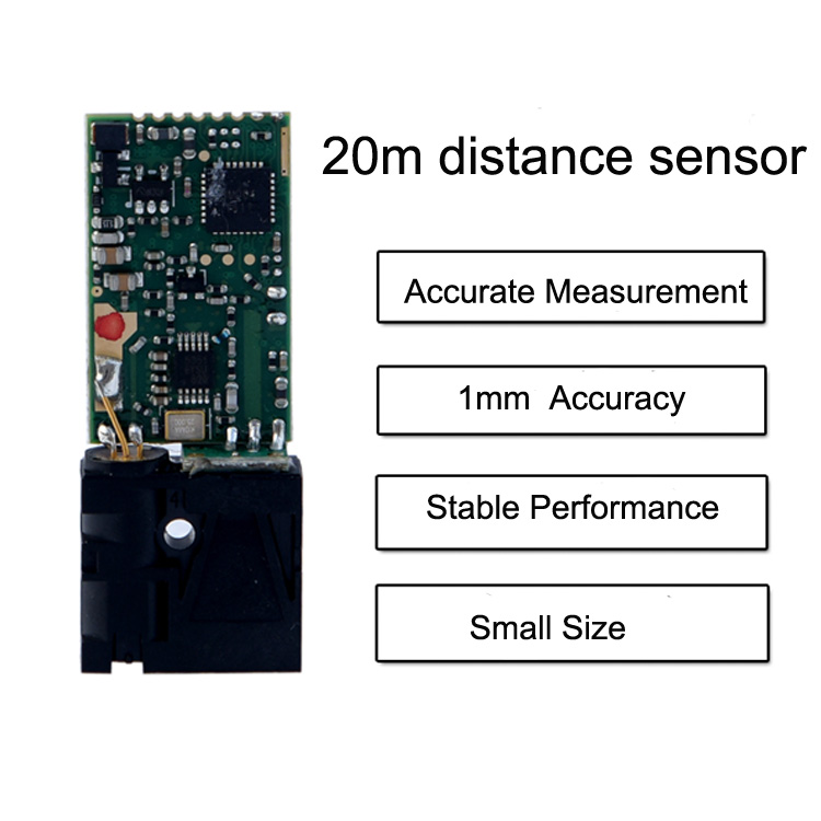 20m Tiny Long Distance Detection Sensor