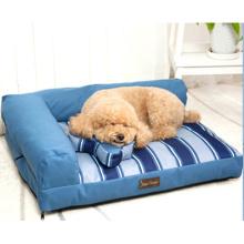Kennel destacável quatro estações tipo grande urso sofá cama de estimação