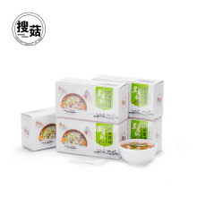 Cheap price delicious freeze dried organic okra instant egg soup