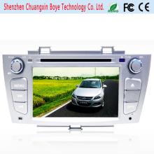 Car DVD Navigation for JAC Heyue Hatchback Silver