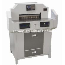 Электрическая запрограммированная бумажная гильотина E520T