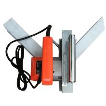 Electric manual upvc corner cleaning tool machine