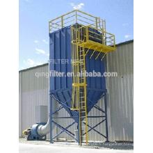 Machine de filtration de poussière en acier inoxydable en fil industriel