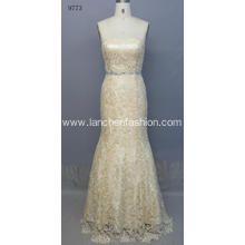 Sweetheart Evening Wedding Dresses