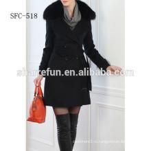 Многие модное чистого кашемира производитель пальто из Китая