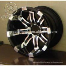 Колеса из алюминиевого сплава ATV, бескамерные колеса