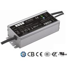 Controlador LED de luz de calle de 60W regulable