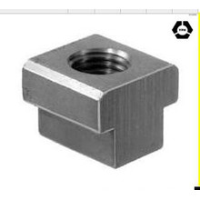 DIN508 Stainless Steel T-Slot Nuts