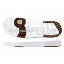 Semelle de chaussure de fabricants d'EVA seule 2013 chaussures de skate à vendre