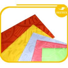 2016 Robes Africaines Tissu Dye Nouvelle Mode Conception Brocade Tissu Bazin Guinée Jacquard Shadda Riche Damassé Vêtement Vêtements