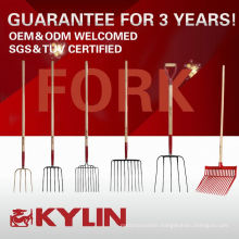 Hot Selling Promotion Agricultural Garden Tool Big Pitchfork Made In China