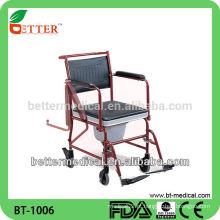 Abrandar apoiador de aço cadeiras de aço inoxidável