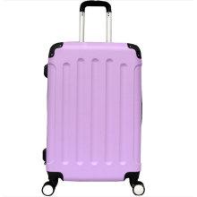 Valise bon marché de bagage de chariot à voyage d'ABS avec le coin protecteur