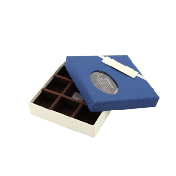 Hotsale Candy Chocolate Gift Box Com Qualidade High-End