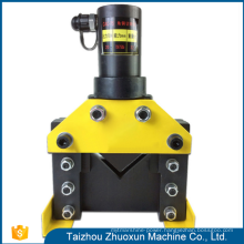 Durable In Use Pressing Machine 16Mm Busbar Bending Machine Hydraulic Cutter Tools Portable
