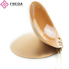 Front Clasp Strapless Adhesive bra