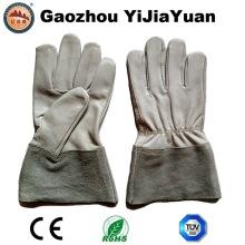 Кожаные защитные рукавицы для кожгалантереи