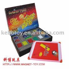 Sticks magnéticos com livro KB-320A Brinquedos educativos