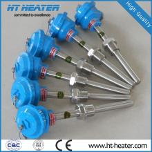 Capteur de thermocouple à vis en acier inoxydable