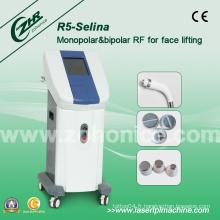 R5-Selina 2013 Équipement de beauté RF pour rajeunissement de la peau Appareil de beauté
