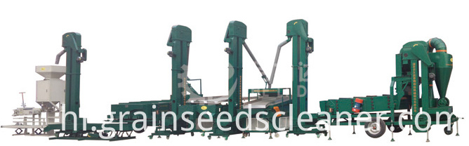 Seed Grain Processing Equipment