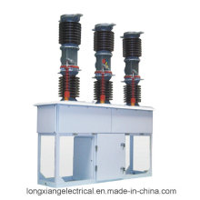 Zw7-40.5 Outdoor Hv Vcb with Central Operating Mechanism