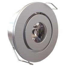 Lâmpada do teto do diodo emissor de luz 1W com redondo (GN-TH-R1W1-02)