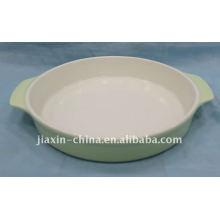 ceramic baking plate