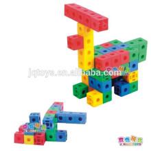 Juguetes de bloques de conexión magnética de aprendizaje temprano con SGS EN 71