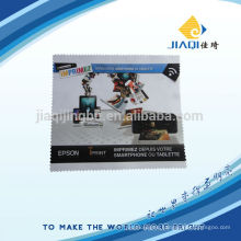 Machine Promotional microfiber cleaning cloth