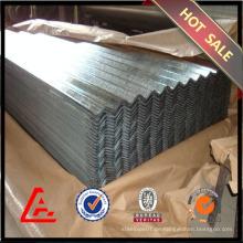 Feuerverzinkte gewölbte Stahlbleche / verzinktes Stahlblech / preiswerter Preis Metalldach