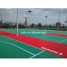 pp interlock tiles/outdoor plastic flooring with CE SGS