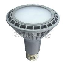 Spots économiseurs d'énergie de la série E27 11W PAR30 LED, ampoules menées