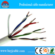 High Quality 23 AWG UTP Cat. 6 LAN Cable, 24 AWG UTP Cat. 5e LAN Cable, Network Cable