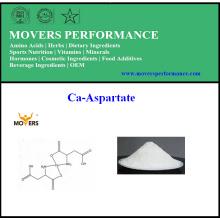 Fabrik-Versorgungsmaterial-hohe Qualität mit niedrigem Preis Ca-Aspartat