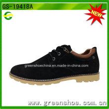 Hommes Suede Upper Oxford style britannique Chaussures
