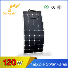 High Efficiency Flexible Flexible Solar Panel 120W
