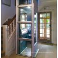 400kg Home Elevator VVVF MRL