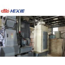 Maquinaria para fabricação de pellets de alfafa de palha