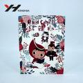 2018 Cute Custom Design Offset Print Logo Packing Cartoon Pattern Gift Paper Bag