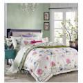 Flower piano designs bedding set duvet cover set home textile cotton reactive print
