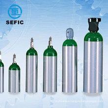 SEFIC Gas cylinder Aluminum Medical Oxygen Cylinder