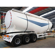 48.5cbm Bulk Cement Tank Semi Trailer Truck