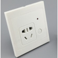 APP-Control Zigbee Smart Power Wall Mount Socket