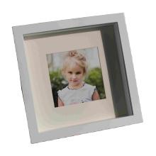 Wholesale custom Wood Deep Square Shadow Box Frames 3d white black photo picture frames 6X6 ,12X12,8X10,11x14