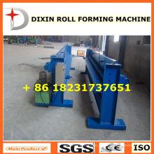 Máquina cortadora hidráulica de chapa de aço 6m