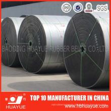Ep Nylon Cotton Endless Rubber Oil Resistant Conveyor Belt