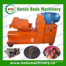 China made biomass briquette making machine plant/charcoal briquette extruder machinery/wood timber briquette press equipment