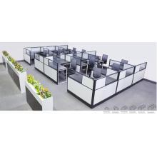 Call Center Office Cubicles / Workstation avec solution de package Foh-Ss40-1414L