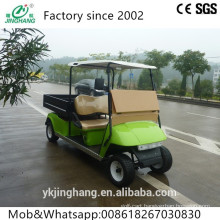 4kw powerful2 seat cheap electric utility vehicle/electric car with cargo box.